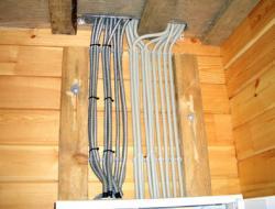 Важные нюансы при проведении электропроводки