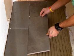 Укладка плитки собственными руками