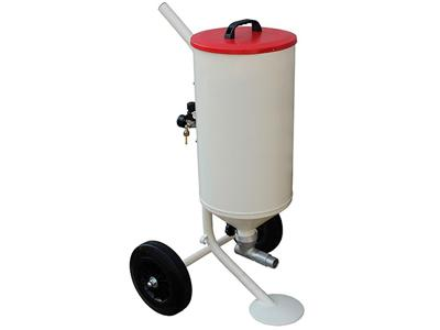 Пескоструйный аппарат: выбираем оптимальный вариант для использования дома или в гараже