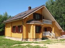 Лучше жить в собственном деревянном доме