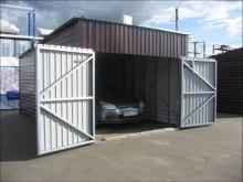 Почему каркасные гаражи из ЛСТК такие популярные?