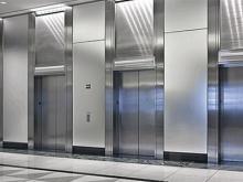 Как полируют кабины лифтовые кабины из нержавеющей стали?