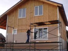Чем отделать дом снаружи и внутри: продукция компании Ю-пласт
