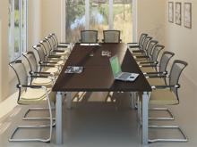 Переговорные комнаты: приобретаем мебель для успешных сделок