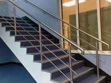 Перегородки, ворота, лестницы в строительстве
