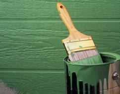 Кремний-органические эмалевые краски для фасадов