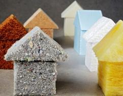 Современные материалы для теплоизоляции